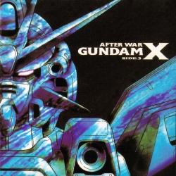 After war Gundam X - Artiste non défini