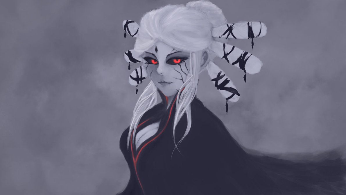 RWBY Salem the wicked witch