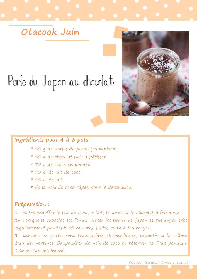 Otacook Perle du Japon au chocolat.png